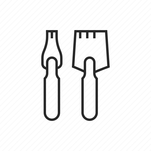calligraphy, pen, set, tools icon