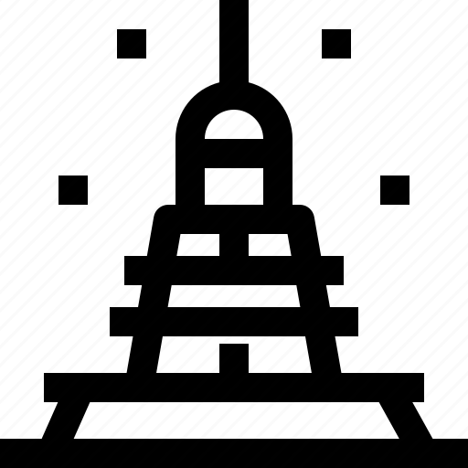 architecture, building, cambodia, landmark, pagoda, temple icon