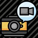 video, cameras, film, camera