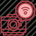 wifi, photograph, electronics, photo, camera, wireless