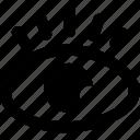 camera, clarity icon