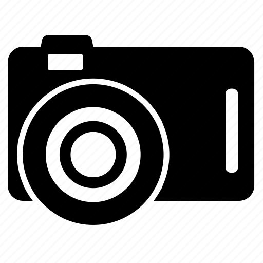 camera, capture, click, lense, normal, photography icon