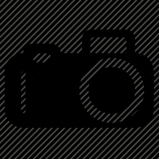 camera, capture, click, flash, gadget, shape, shoot icon