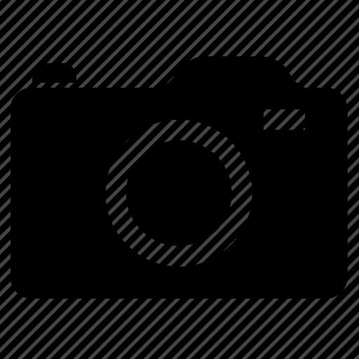 camera, capture, click, photography, shape, shoot icon