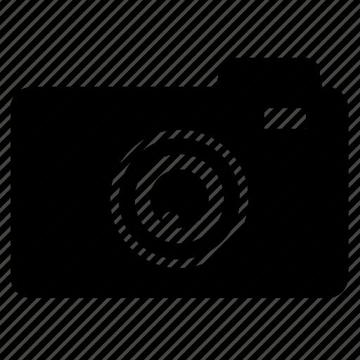 camera, capture, click, lense, photography, shot, stream icon