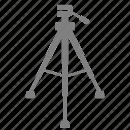 camera, stand, tripod icon