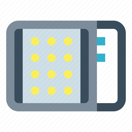 Equipment, led, light, panel icon - Download on Iconfinder