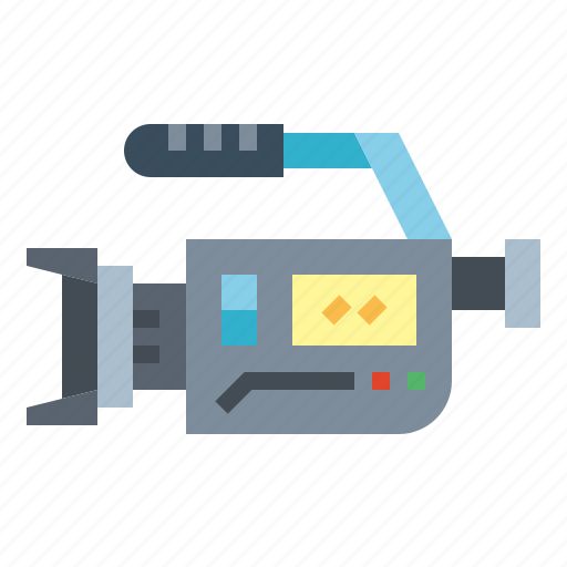 Camera, electronics, movie, technology, video icon - Download on Iconfinder