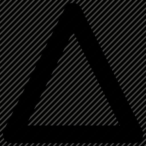 camera, photo, setting, triangle icon