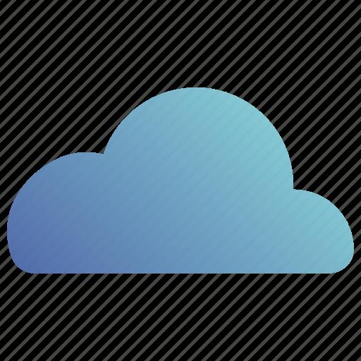 Cloud, storage, weather icon - Download on Iconfinder