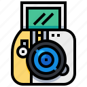 camera, dslr, film, instant, photo, photography icon