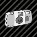 camera, digital camera, dslr, photography, picture, pro dslr icon