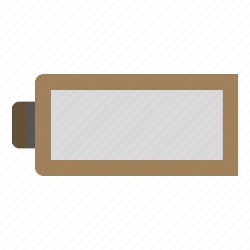 battery, full, photograph, technology icon