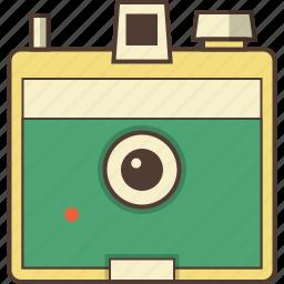 camera, film, film camera, picture, polaroid icon