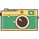 camera, classic camera, film camera, leica, photo, photography icon
