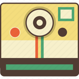 camera, film, film camera, photo, photography, polaroid icon