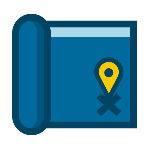 location, map, maps icon