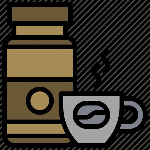 chocolate, coffee, cup, drink, food, hot, mug icon