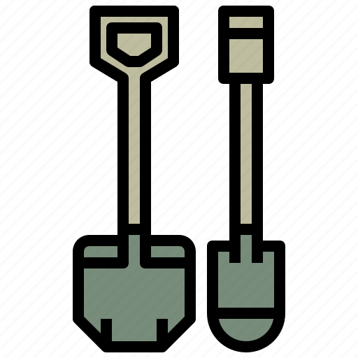 building, camping, digg, mine, repair, tool, western icon