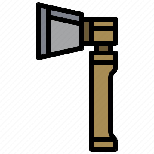 axe, firefighter, firefighting, hatchet, tool, tools, weapon icon