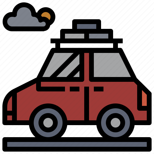 automobile, camping, delivery, rdrivingdrive, transport, transportation, vehicle icon