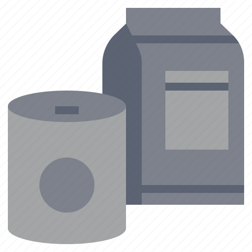can, canned, food, restaurant, tinned, vegetable, vegetarian icon