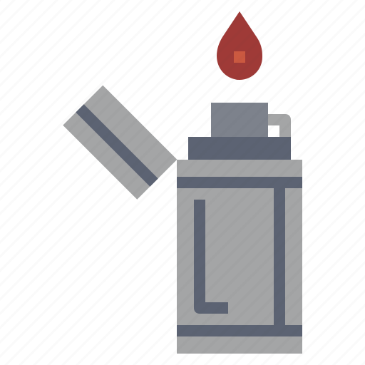 adventure, camping, flaming, fuel, gasoline, lighter, petrol icon
