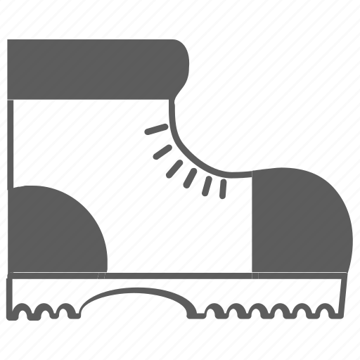 boots, camping, camping shoes, hiking, outdoor, outdoors, shoes icon