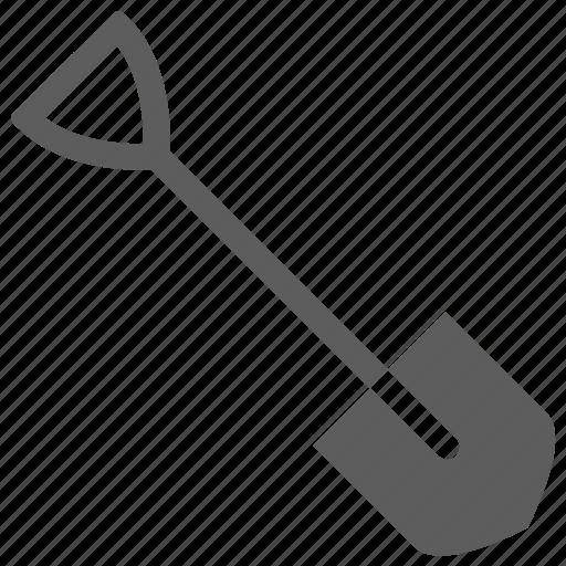 equipment, shovel, tool, tools icon
