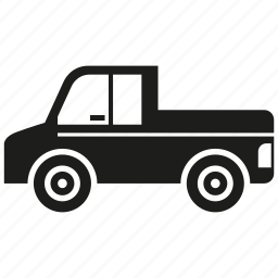 car, truck, vehicle icon