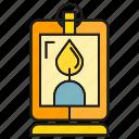 fire, light, flicker, lamp, flame, lamplight, lantern