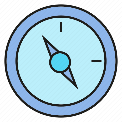 compass, ditection, equipment, guide, instrument, tool icon