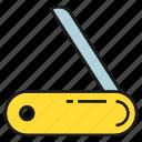 equipment, swiss knife, knife, cutter