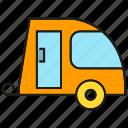 rv, camping car, car, recreational vehicle, vehicle, transportation