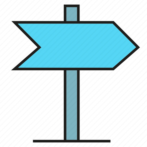 direction, forward, road sign, signage icon