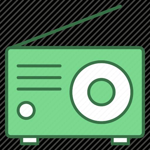 antenna, communication, signal icon