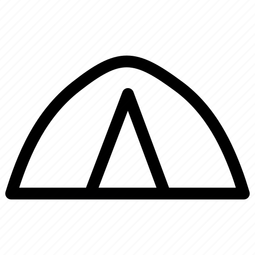camp, camping, outdoor, tent icon