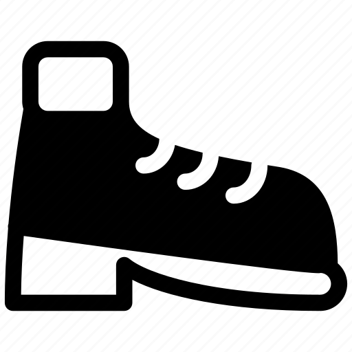 boot, boots, outdoor, shoes icon