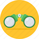 binocular, binoculars, explore, find, search, spyglasses, zoom icon