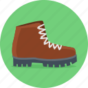 boot, footwear, shoes, boots, shoe icon