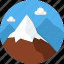 hill, hills, mountain, landscape, nature