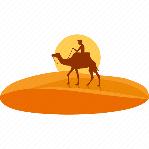 activity, camel, images, outdoor, photos, riding, scenery icon