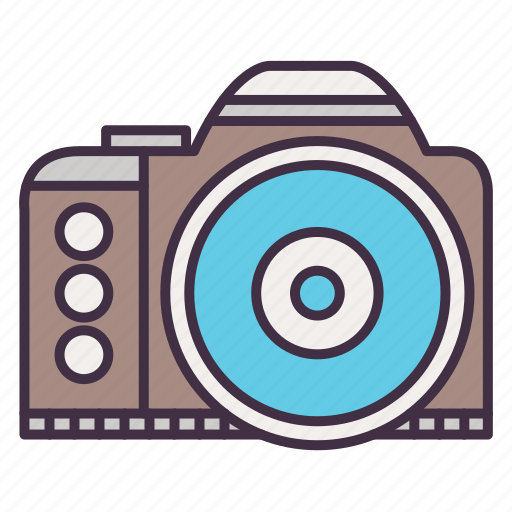 camera, camping, photo, photography, tool, video icon