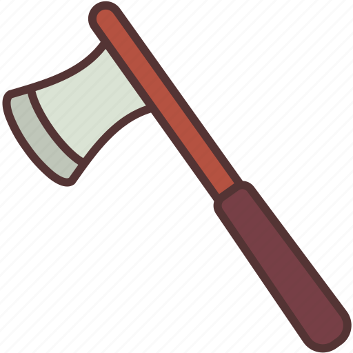 Axe, camp, camping, knife, outdoor, tool, wooden icon - Download on Iconfinder