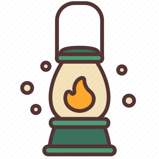 Camp, camping, lamp, lantern, light, night, outdoor icon - Download on Iconfinder
