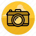 cam, camera, foto, photo, photography, picture, snapshot icon
