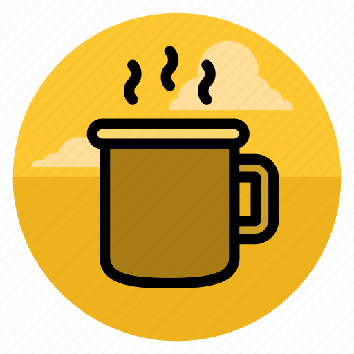 beverage, breakfast, coffee, cup, drink, mug, tea icon