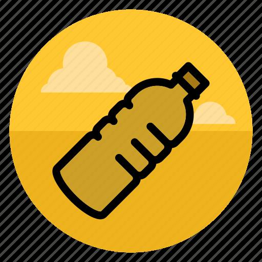 beverage, bottle, drink, drinks, food, plastic, water icon