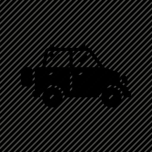 automobile, car, jeep, safari, transport, travel, vacation icon