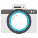 camera, lens, photo, photographer, photography icon